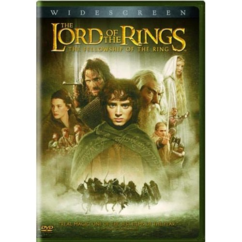 The Lord Of The Rings: The Fellowship Of The Ring (Widescreen)