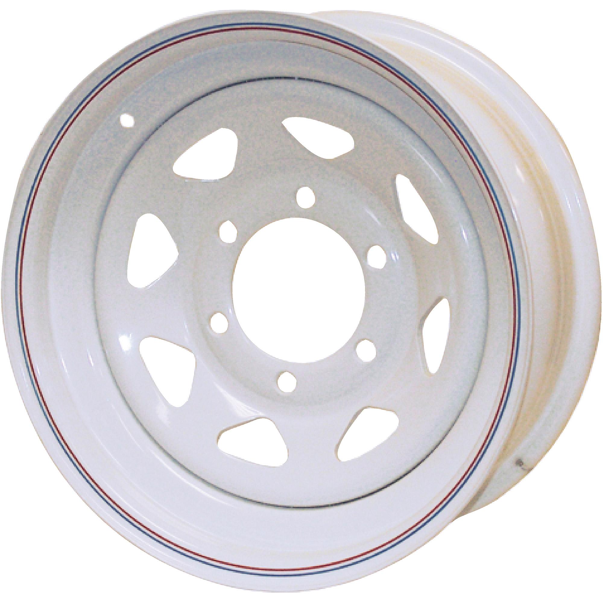 Loadstar 8-Spoke Steel Wheel (Rim)