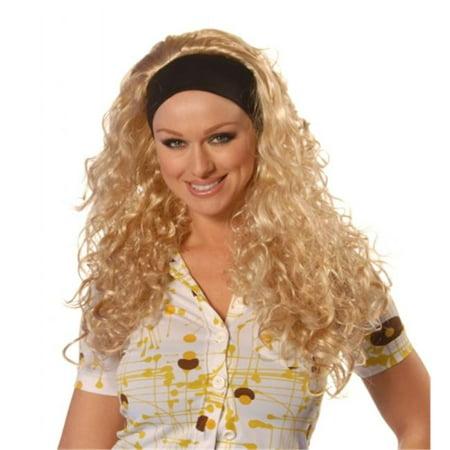 Wicked Wigs Spice Blonde-Lt. Blonde Wig](Scary Spice Wig)