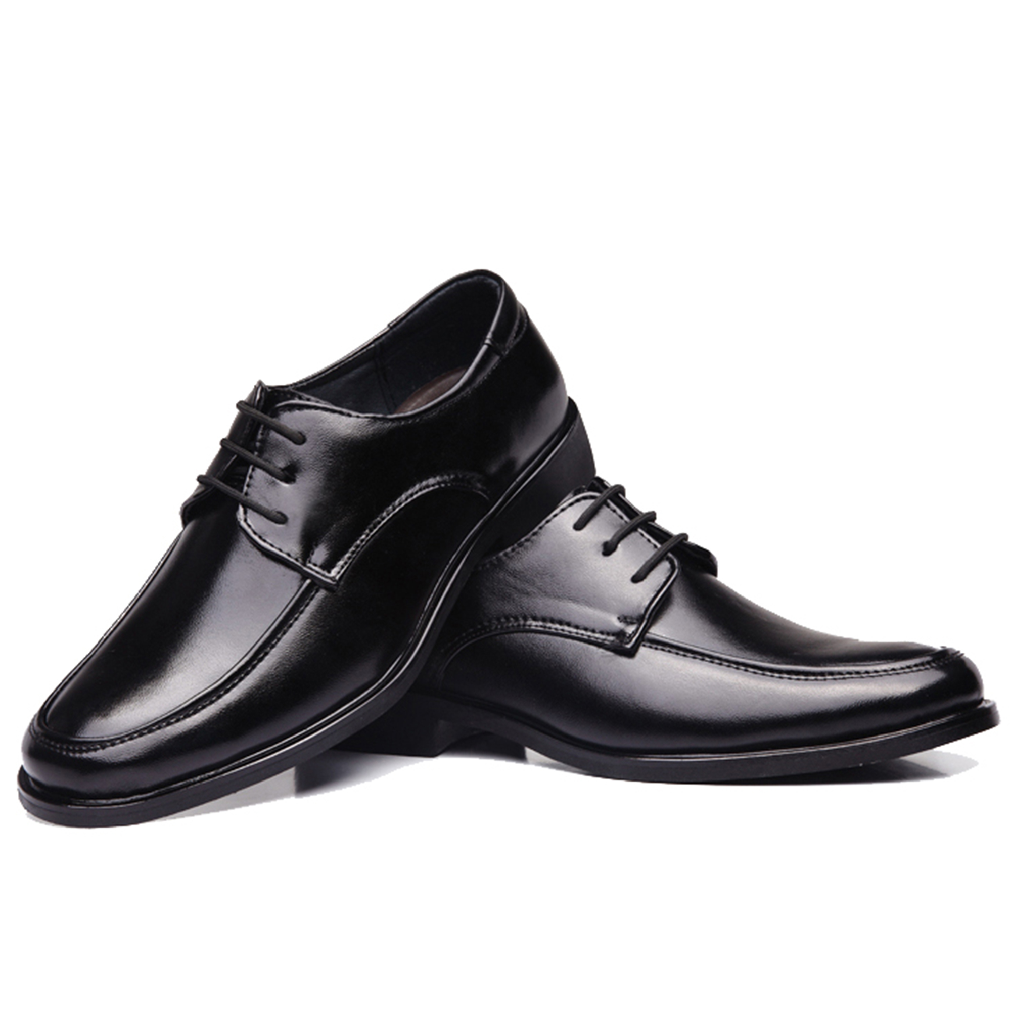 BA Collections Men's Classic Dress Fashion Leather European Style Oxford Shoes