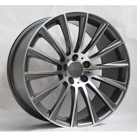 Rims Packages (20'' wheel tire package for Mercedes S350 S430 S500 S55 2000-06 staggered NEXEN)