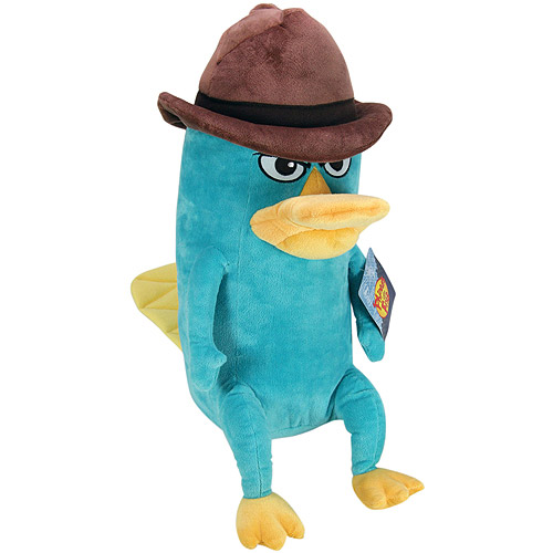 Disney Perry (Agent P) Pillowtime Pal