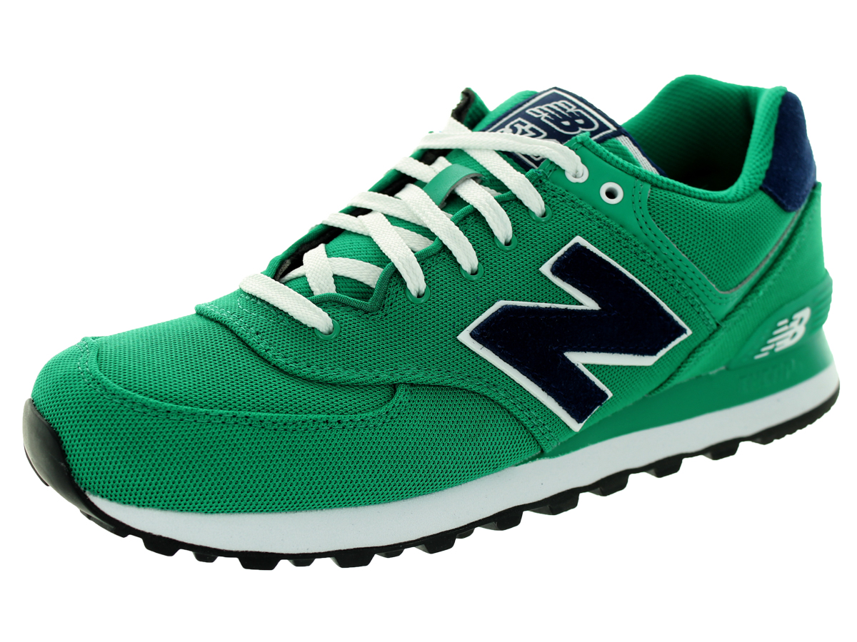 New Balance Men\u0027s 574 Pique Polo Pack Classics Running Shoe