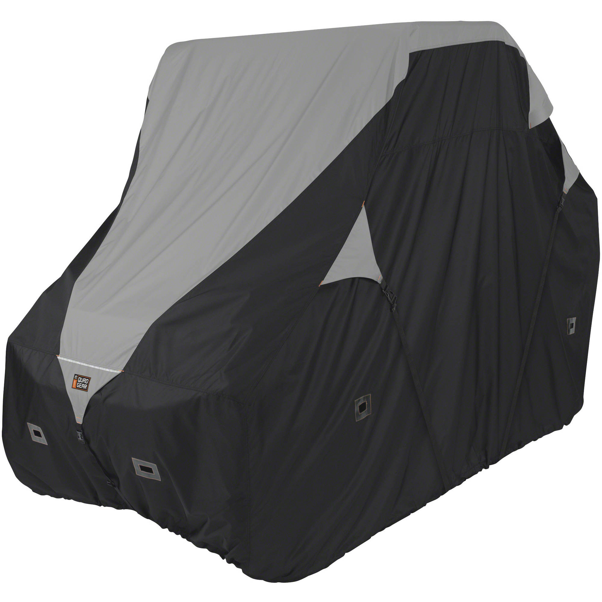 Classic Accessories Deluxe UTV Storage Cover, Black/Grey