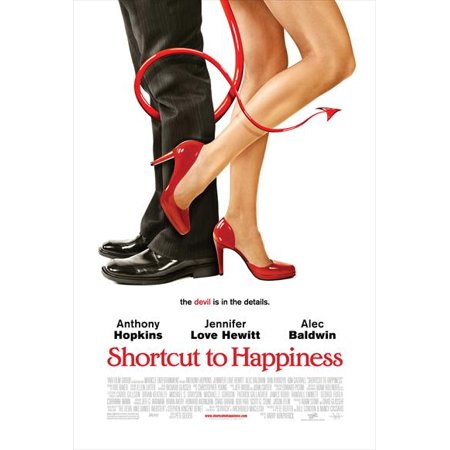 Shortcut To Happiness Poster Movie Mini Promo