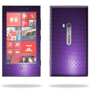 Skin Decal Wrap for Nokia Lumia 920 Cell Phone sticker Black Dia Plate