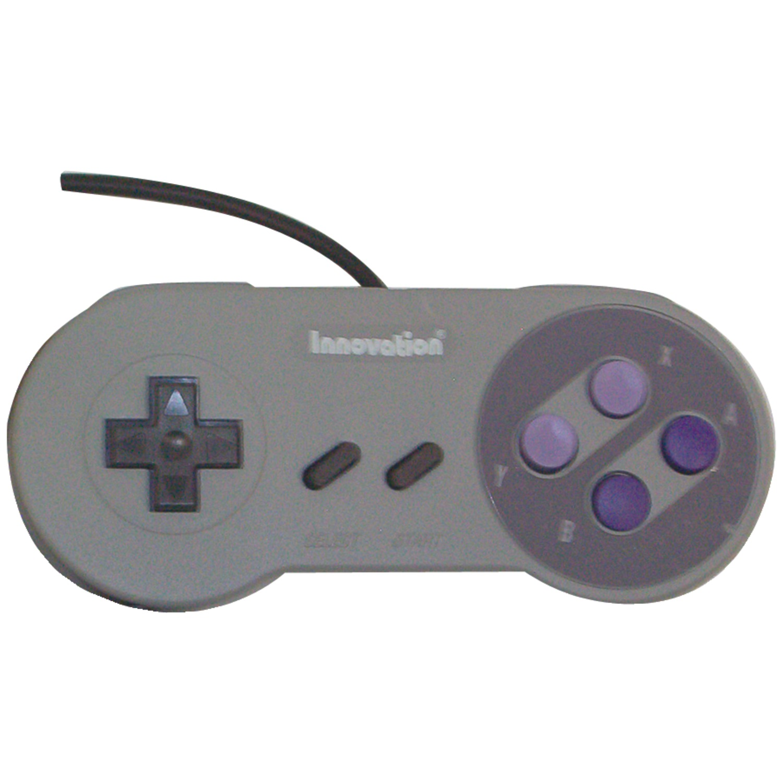 Innovation Innov0315 Super Nintendo Entertainment System Game Controller (SNES)