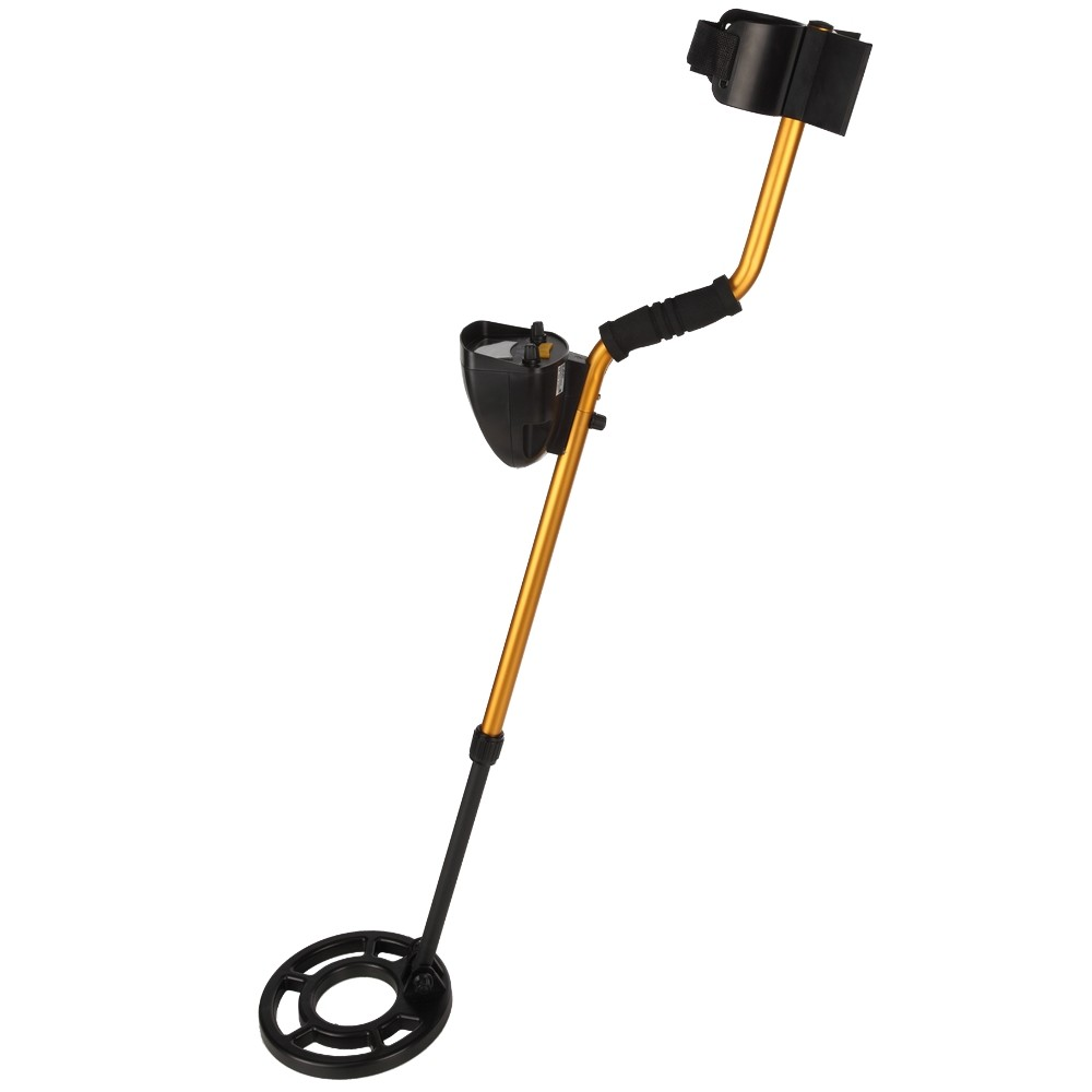Click here to buy ZAAP Metal Detector with Waterproof Search Coil.