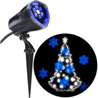 Lightshow Projection Plus-Whirl-a-Motion Static-Tree by Gemmy Industries