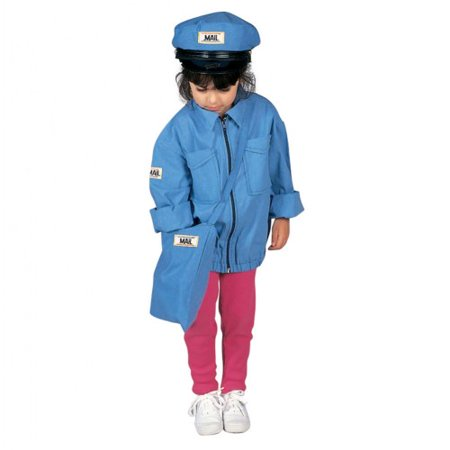 Dramatic Play Costume - Mail Carrier - Carrie Costumes
