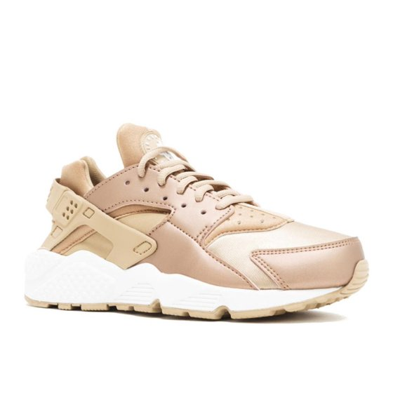 nike women's air huarache rose gold