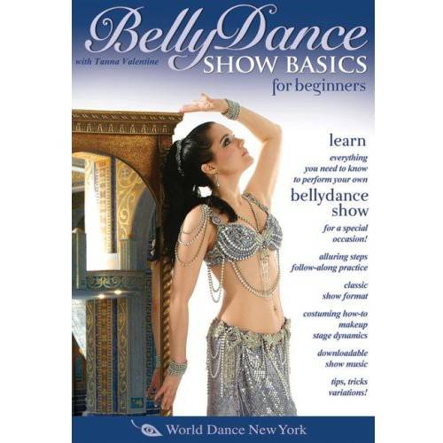 Belly Dance Show Basics For Beginners With Tanna Valentine