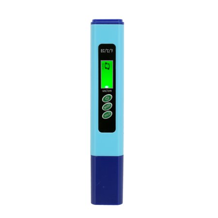 2 in 1 Multifunctional High Accuracy Digital Mini Water Quality Test Pen LCD Display - image 7 of 7