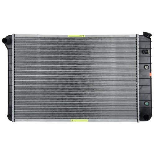 Spectra Premium CU730 Complete Radiator for General Motors
