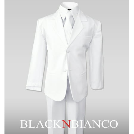 Roaring 20 Outfits (Big Boys Suits in White Complete Outfit)