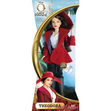 Disney Oz the Great and Powerful Theodora the Good Witch of the West Doll - Theodora Oz The Great And Powerful Costume