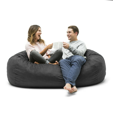 Big Joe Media Lounger Bean Bag Chair, Multiple Colors ()