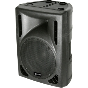 2-way high power active PA speaker w/Integrated MP3 player w/connections for USB  SD  & Bluetooth