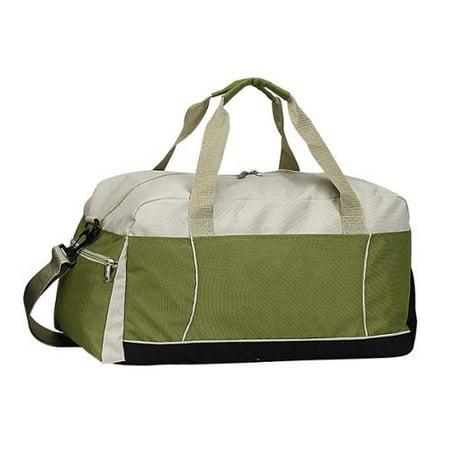 Goodhope Eco Green PET 19-inch Weekender Duffel Bag Green - Walmart.com 200084e859d