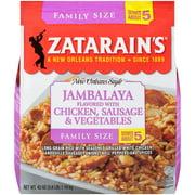 Zatarain's Family Size Frozen Jambalaya, 42 OZ