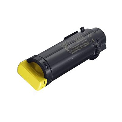 Dell Oem Toner - Dell Yellow Toner Cartridge (OEM# 593-BBOV) (1,200 Yield) 2RF0R