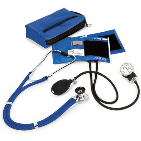 Prestige Medical BP Cuff Aneroid Sphygmomanometer / Sprague-Rappaport Kit ® A2 - Royal - ROY