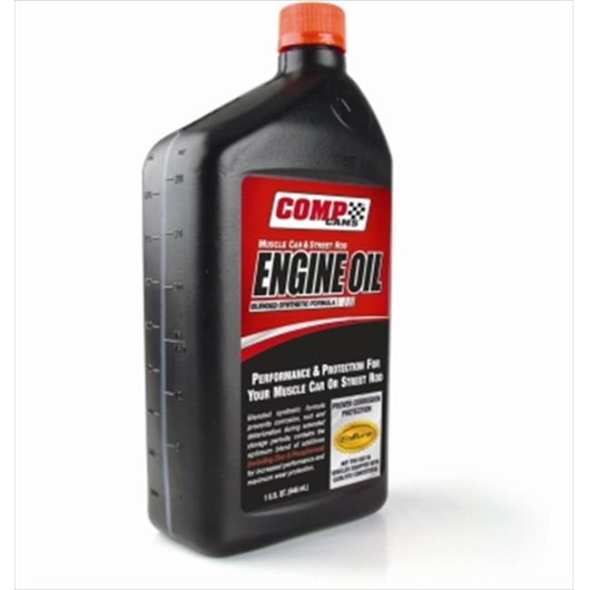 COMP Cams 1595 Muscle Car & Street Rod Engine Oil 15W-50