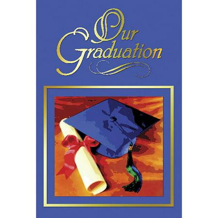 (6 Pk) Our Graduation Program Cover 25 Per Pk ()