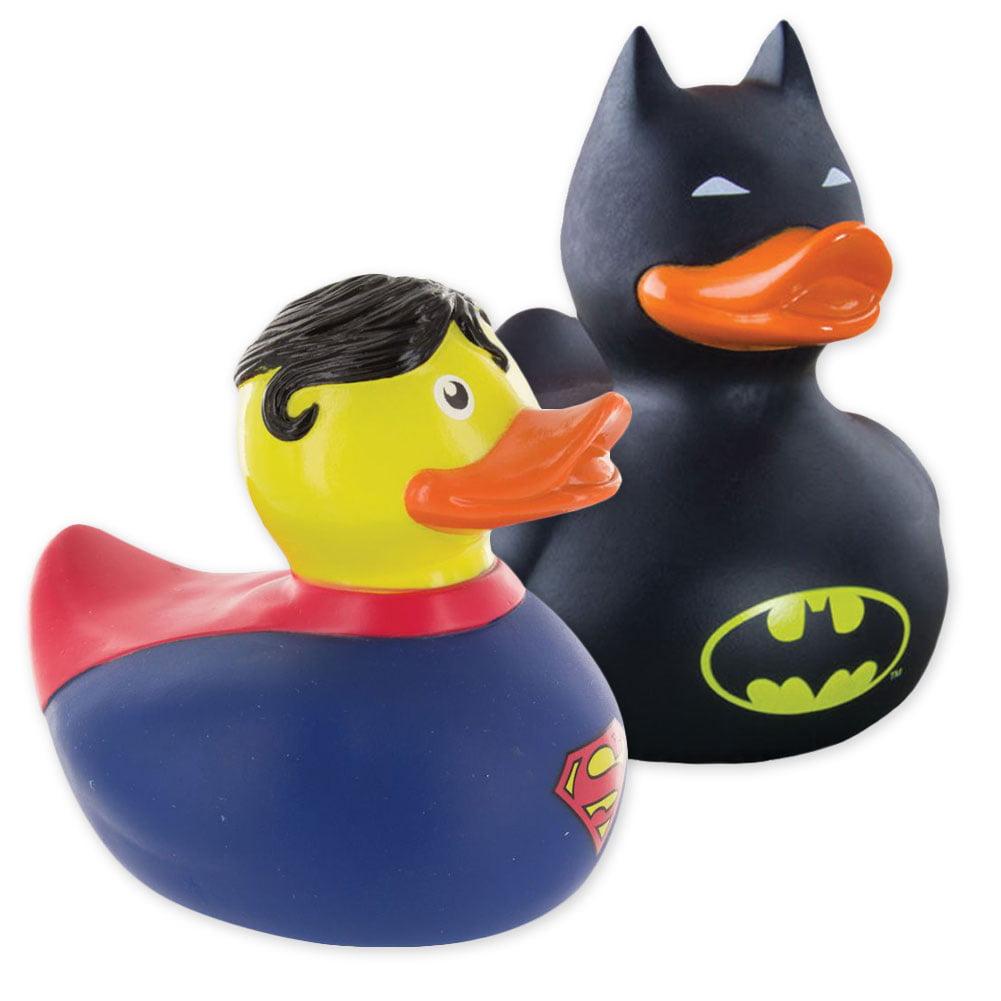 Superducks Batman And Superman Set - Rubber Duck Bathtub Toys ...