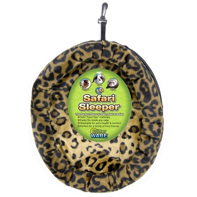 WARE MANUFACTURING INC. SAFARI SMALL ANIMAL SLEEPER LARGE