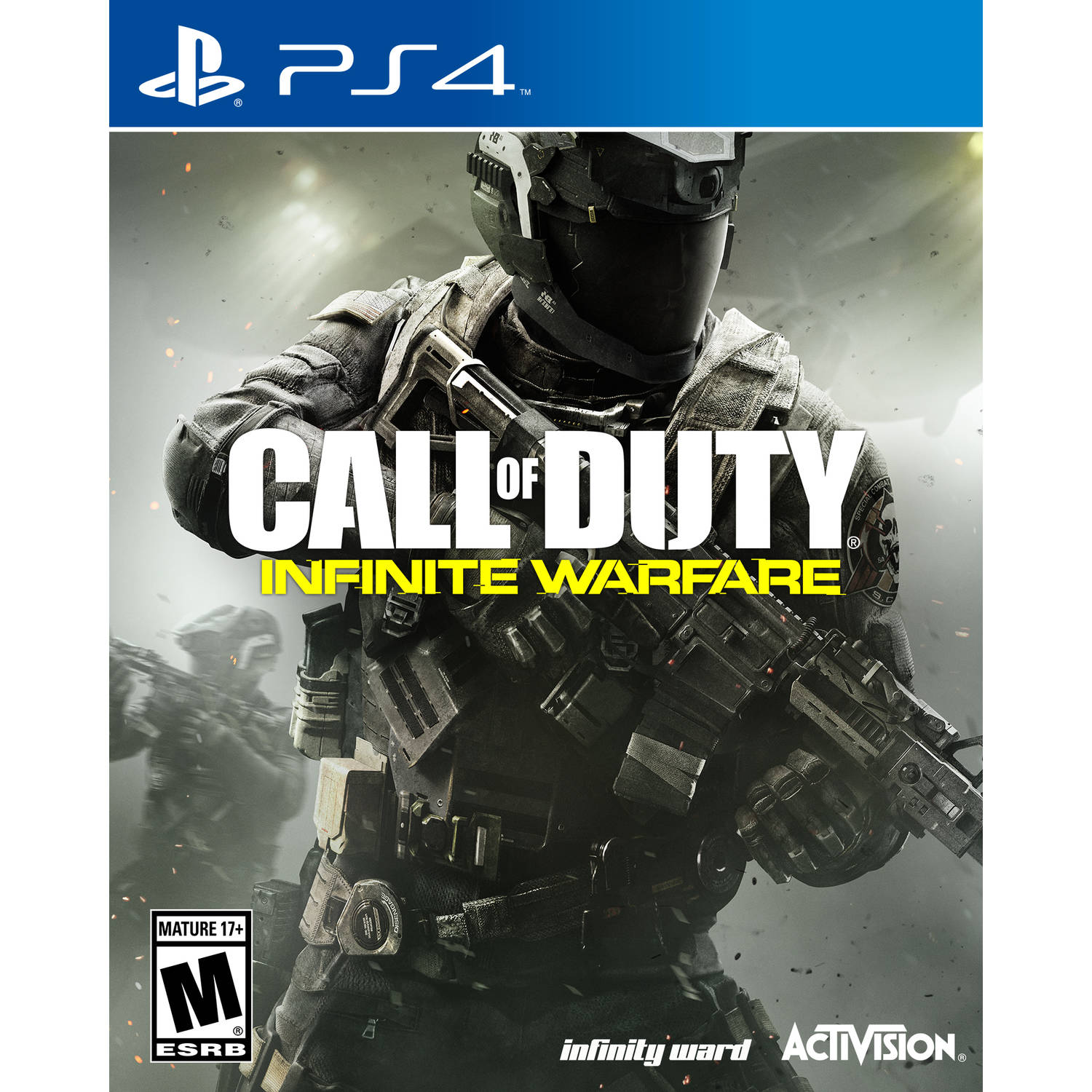 Call of Duty: Infinite Warfare, Activision, PlayStation 4, 047875878556