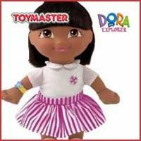 Dora the Explorer Stylish Scents 'Peppermint Twist' Dora, By FisherPrice by