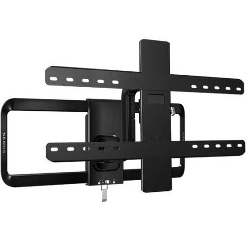"SANUS Premium Series Full-Motion Mount for 51""-70"" Flat-Panel TVs up to 125 Pounds by SANUS"