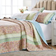 Palisades Pastel Bedspread Set by Barefoot Bungalow