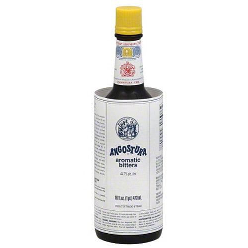 Angostura Aromatic Bitters, 16 fl oz, (Pack of 12)