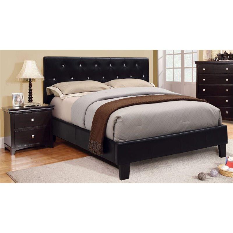 Furniture Of America Kylen 2 Piece Upholstered Full