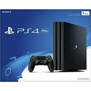 PlayStation 4 Pro 1TB Console pS4