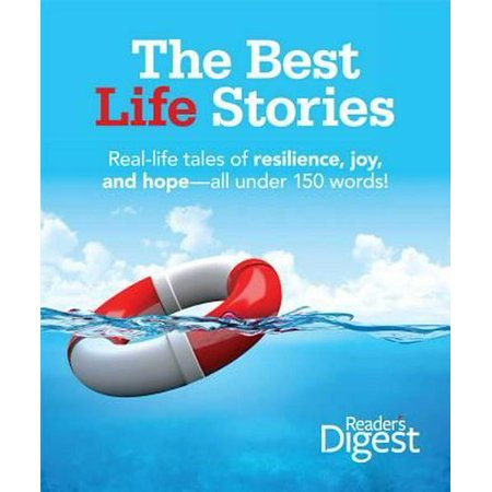 The Best Life Stories (Hardcover) (Best Motivational Stories For Employees)