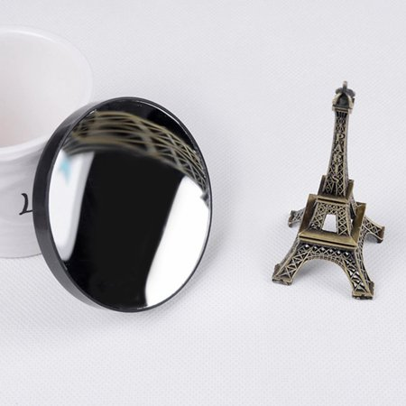 Mini Round Makeup Mirror 5X 10X 15X Magnifying Mirror With Two Suction Cups - image 3 of 10
