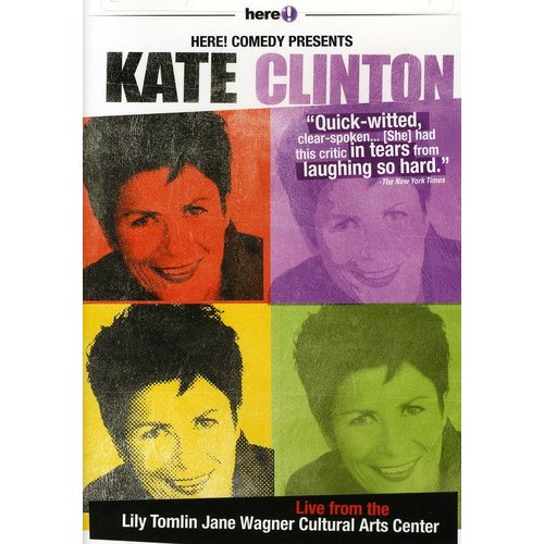 Kate Clinton (Full Frame)