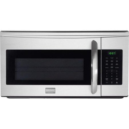 Frigidaire FGMV175Q Microwave Gallery Microwave Ovens Over-the-Range; Stainless Steel