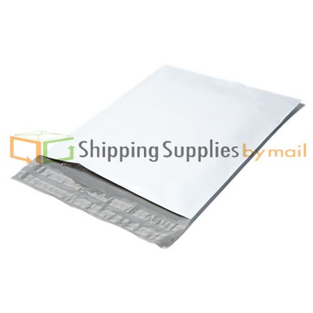 4000 Count Returnable Poly Mailers Double Adhesive Strips Mails Bag 12