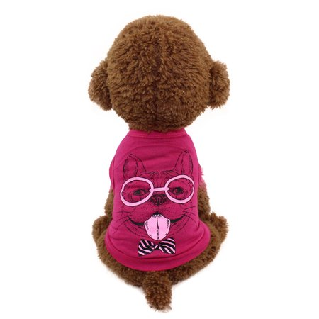 Cute Pet Dog Cat T-shirt Clothing Small Puppy Costume - Cute Puppy Costumes