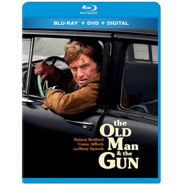 The Old Man & the Gun (Blu-ray)