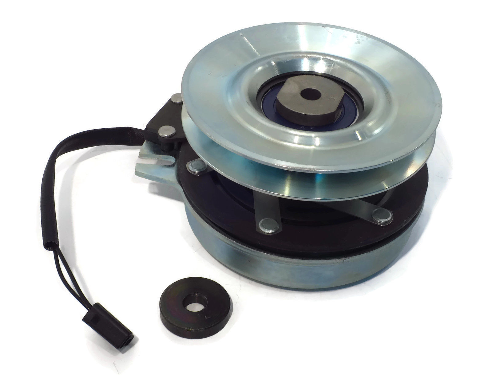 Electric PTO Clutch replaces Warner 5219-79, 521979 Lawn Mower Engine Motor by The ROP Shop by The ROP Shop