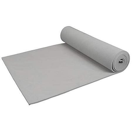 - XCEL Extra Soft Cosplay Craft Foam Roll, Grey, Size 54 Inch x 12 Inch x 1/8 Inch