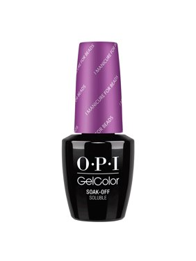 OPI GelColor Gel Nail Polish, Purples