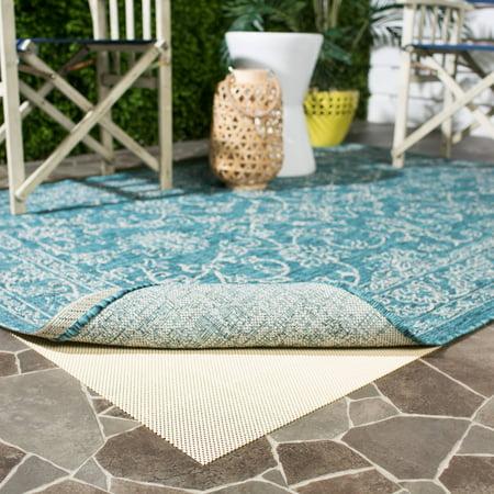 Safavieh Outdoor Grid Non-Slip Area Rug Pad