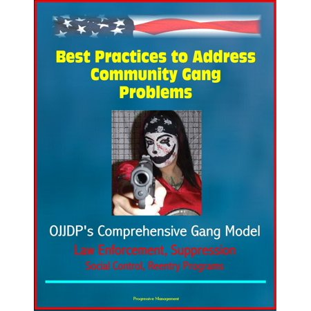 Best Practices to Address Community Gang Problems: OJJDP's Comprehensive Gang Model - Intervention Teams, Outreach Workers, Law Enforcement, Suppression, Social Control, Reentry Programs -