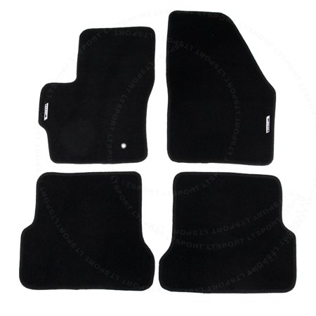 For 04-09 Mazda 3 Mazda3 Hatchback Custom Fit Premium Nylon Floor Mats Carpet For 2004 2005 2006 2007 2008 2009 04 05 06 2006 Luxury Car Mats